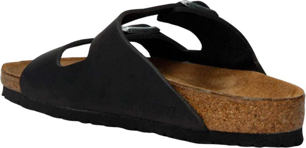Birkenstock Arizona Black Oiled
