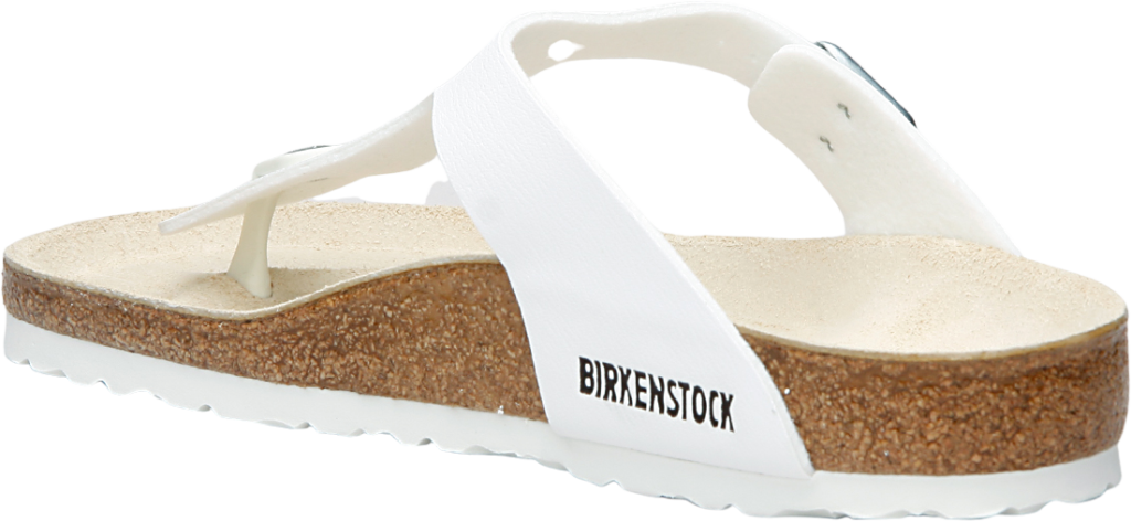 Birkenstock Gizeh Vit Normal