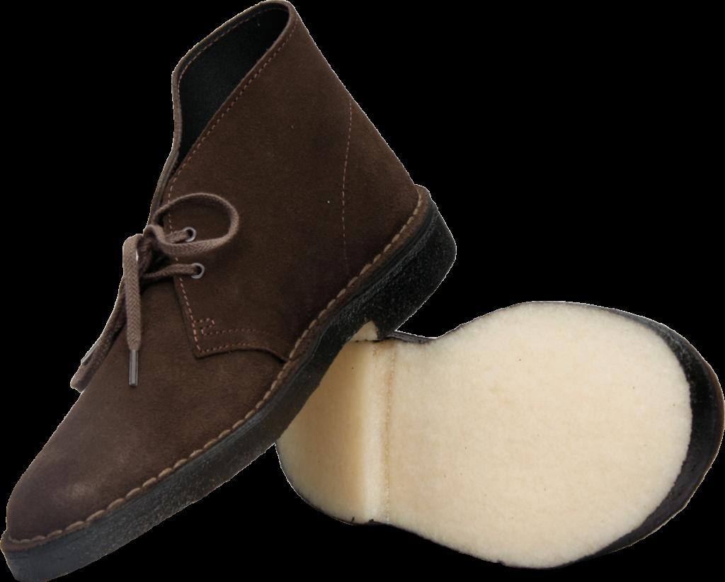 Clarks Desert Boot Brown Suede