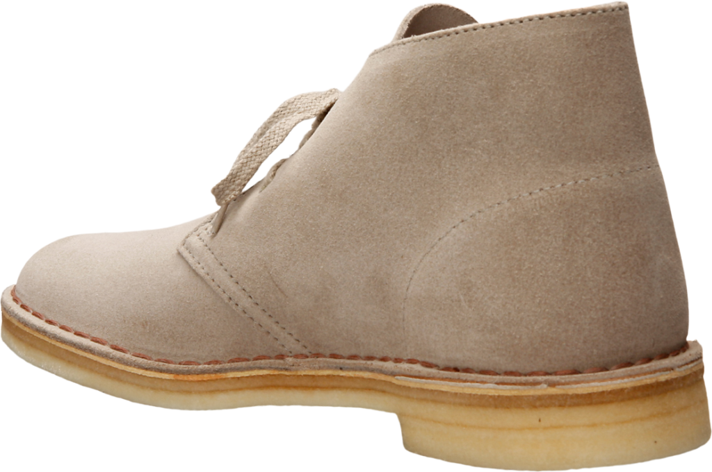 Clarks Desert Boot Sand Suede Karltex.se