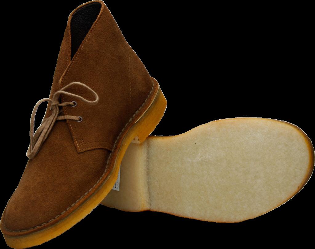 Clarks Desert Boot Cola Suede