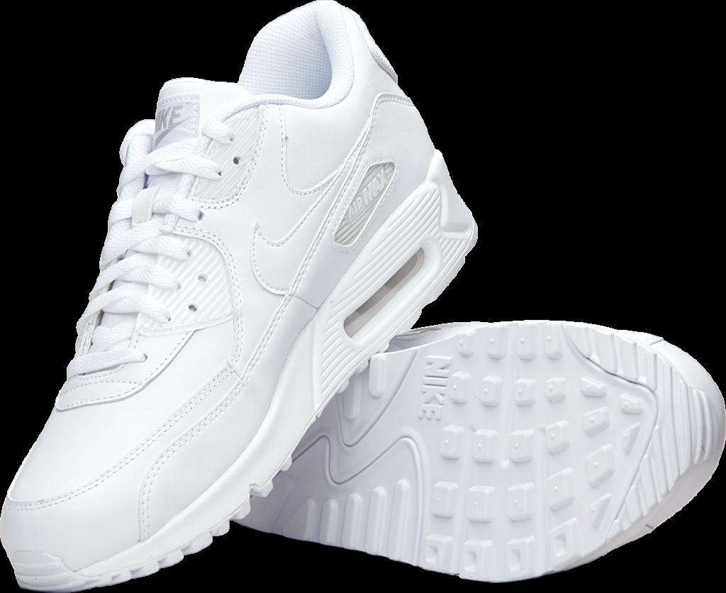 Nike Air Max 90 Leather Trwht/Trwht