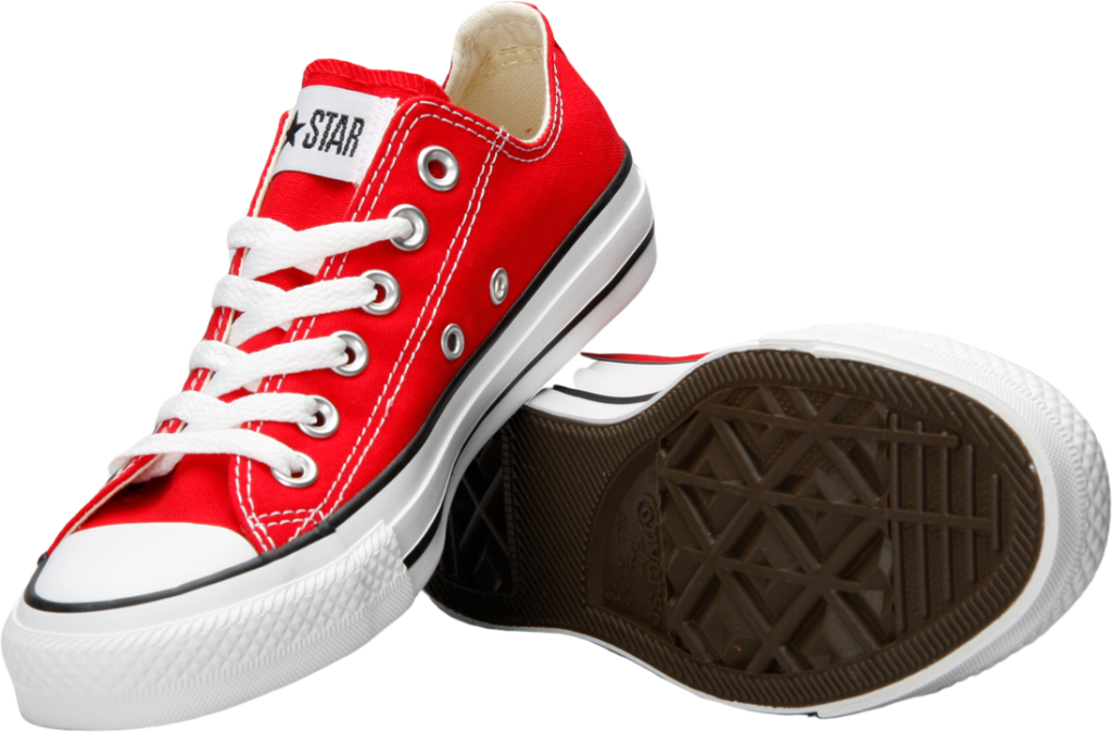 Converse As Ox Red Canvas