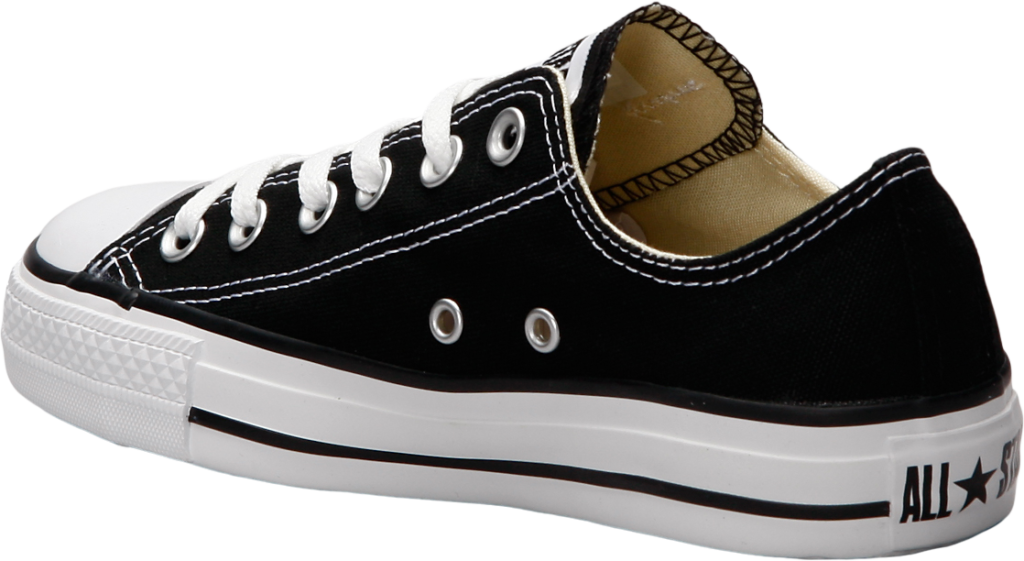 Converse As Ox Black Canvas