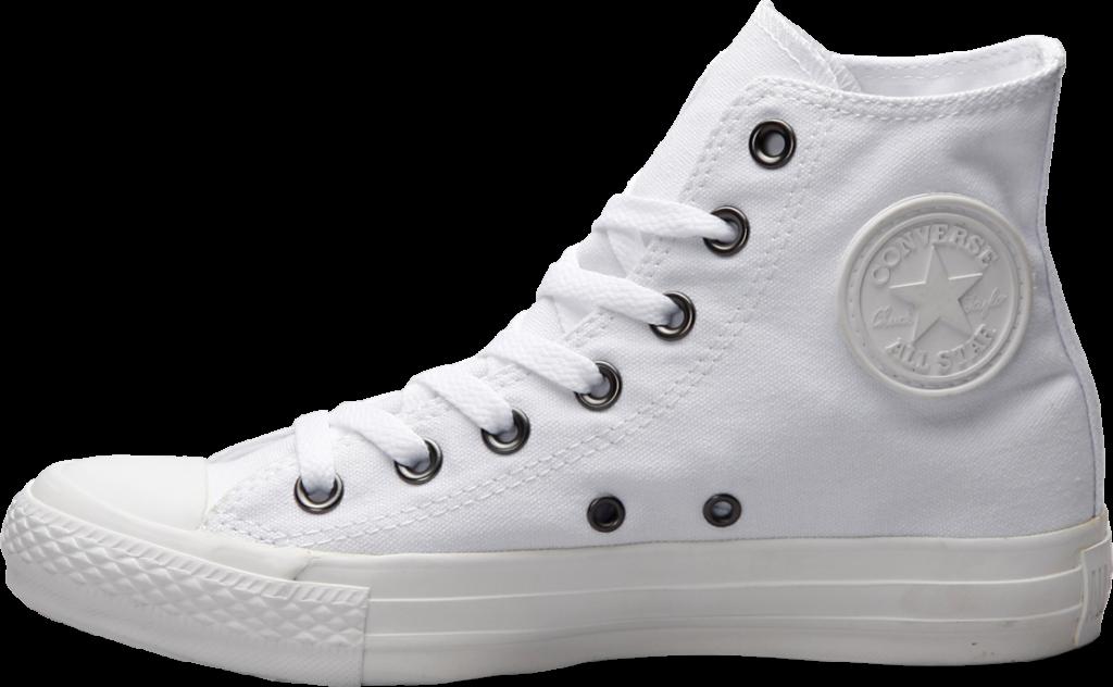 Converse As Hi White Monochrome 1U646