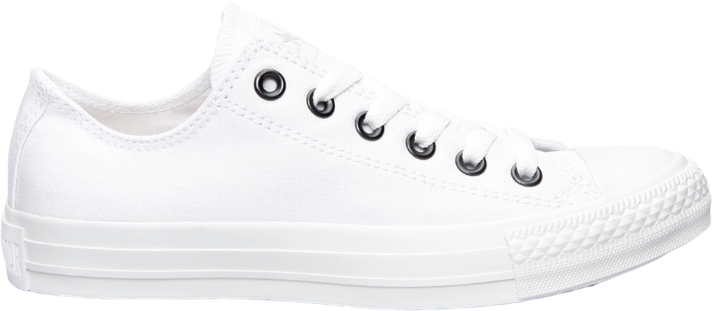 Converse As Ox White Monochrome