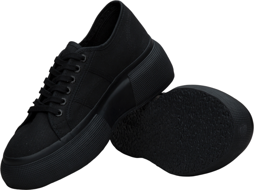 Superga 2287 Cotu Total Black