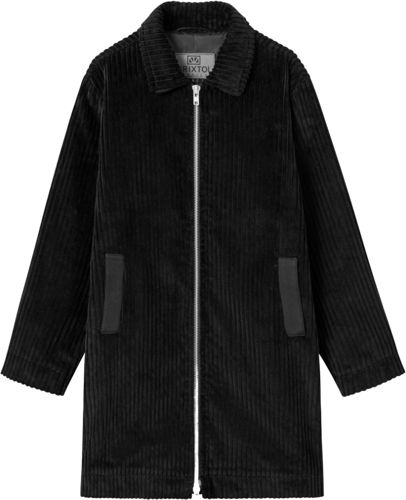Brixtol Jacket Eve Cord Black