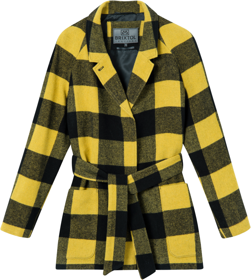 Brixtol Jacket Suz Mustard/Black