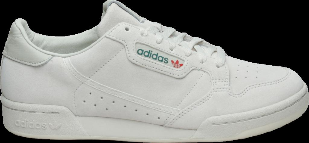Adidas Continentalt 80 Rawwht/Rawwht/Owh