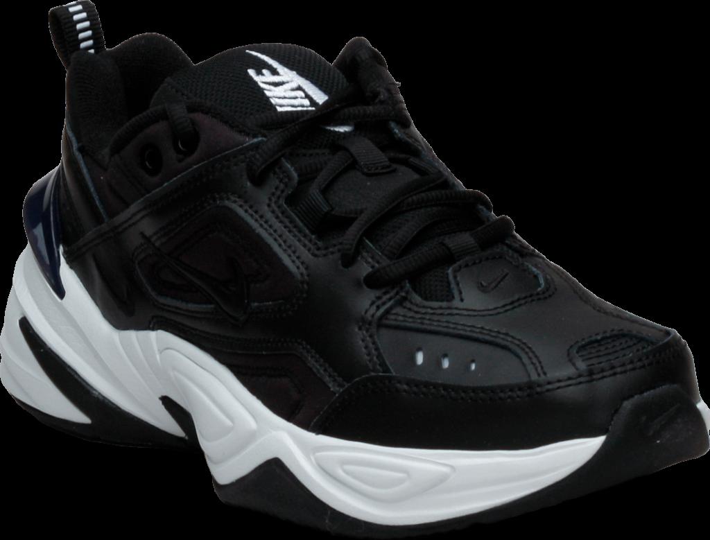 Nike M2K Tekno Black/Black/Owhite
