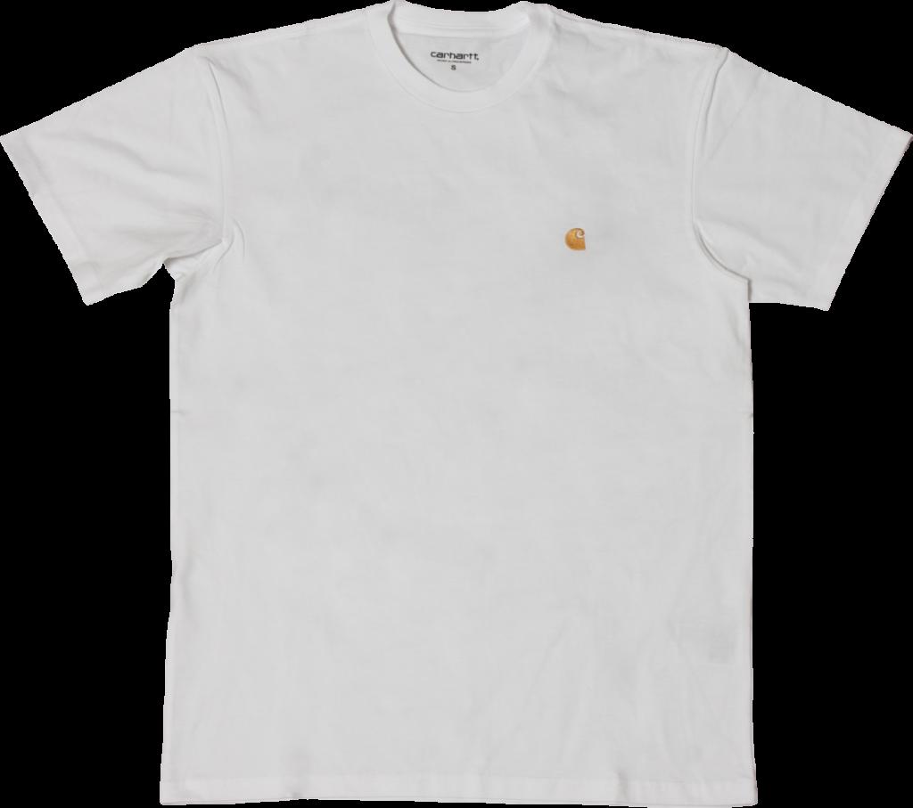 Carhartt WIP Chase T-Shirt White