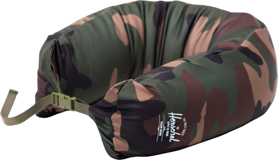 Herschel Micro Bead Pillow Camo