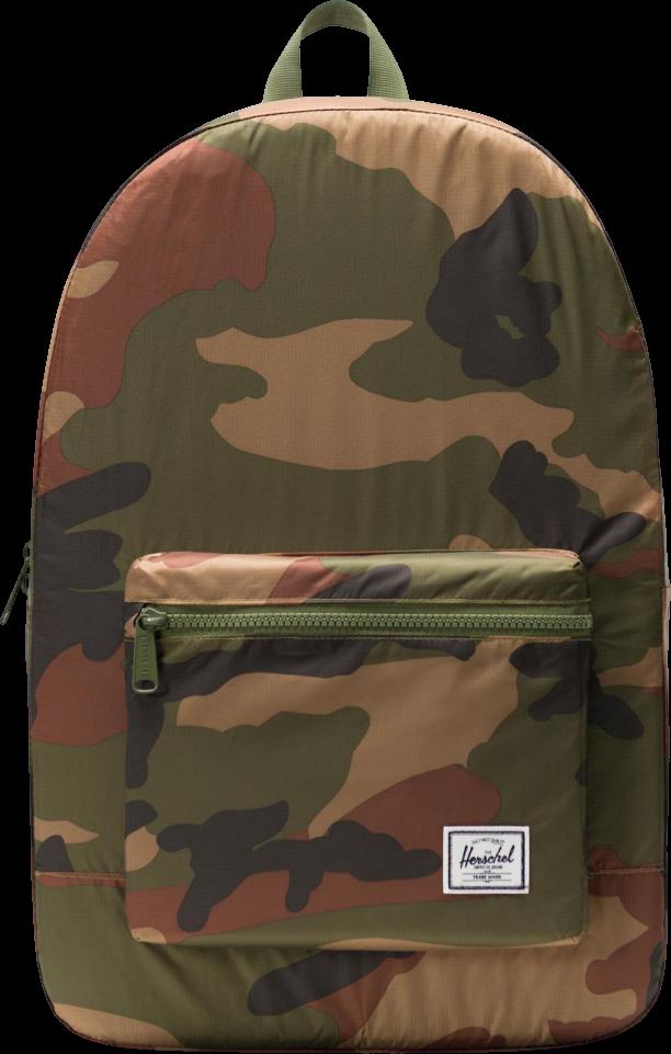 Herschel Packable Daypack Camo